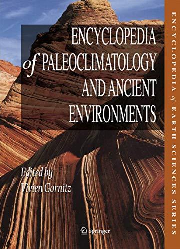 Encyclopedia of Paleoclimatology and Ancient Environments: Vivien Gornitz