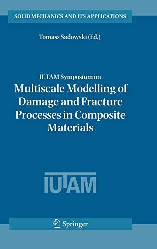 Iutam Symposium On Multiscale Modelling Of Damage And Fracture Processes In Composite Materials: ...