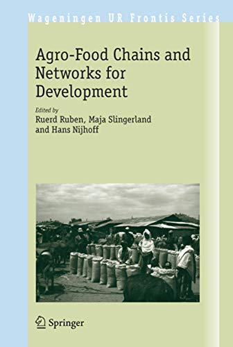 9781402045929: The Agro-Food Chains and Networks for Development (Wageningen UR Frontis Series)