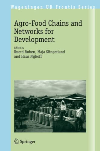 9781402046001: The Agro-Food Chains and Networks for Development (Wageningen UR Frontis Series)