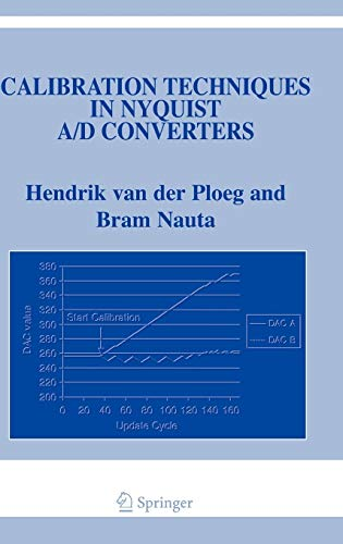 9781402046346: Calibration Techniques in Nyquist A/D Converters (The Springer International Series in Engineering and Computer Science)