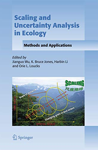 9781402046629: Scaling and Uncertainty Analysis in Ecology: Methods and Applications