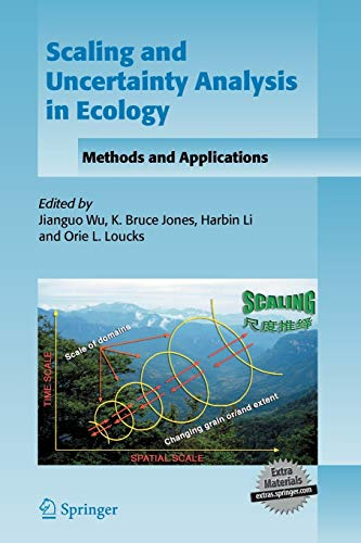 9781402046643: Scaling and Uncertainty Analysis in Ecology: Methods and Applications