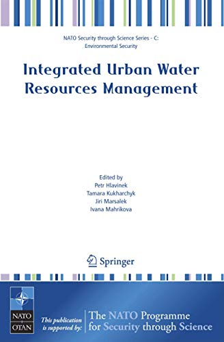 9781402046834: Integrated Urban Water Resources Management (Nato Security through Science Series C:)