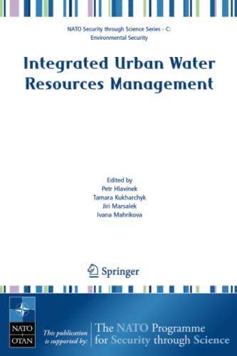 9781402046841: Integrated Urban Water Resources Management (Nato Security through Science Series C:)