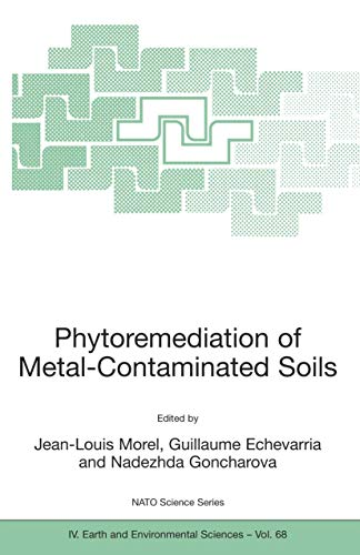 9781402046865: Phytoremediation of Metal-Contaminated Soils (Nato Science Series: IV:)