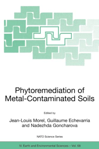 9781402046872: Phytoremediation of Metal-Contaminated Soils (Nato Science Series: IV:)