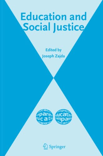 9781402047213: Education and Social Justice