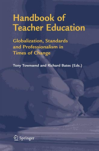 Teacher Education in Times of Change: Tony Townsend