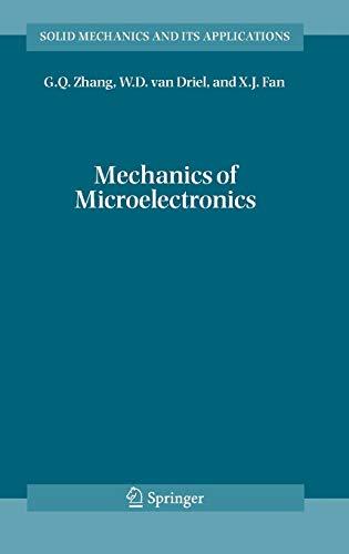 9781402049347: Mechanics of Microelectronics