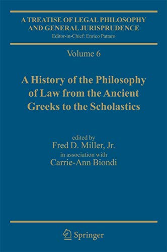 9781402049507: A Treatise of Legal Philosophy and General Jurisprudence, Vols. 6, 7 & 8
