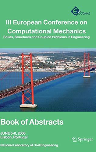 Iii European Conference On Computational Mechanics: Mota Soares