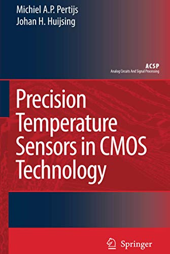 9781402052576: Precision Temperature Sensors in CMOS Technology (Analog Circuits and Signal Processing)