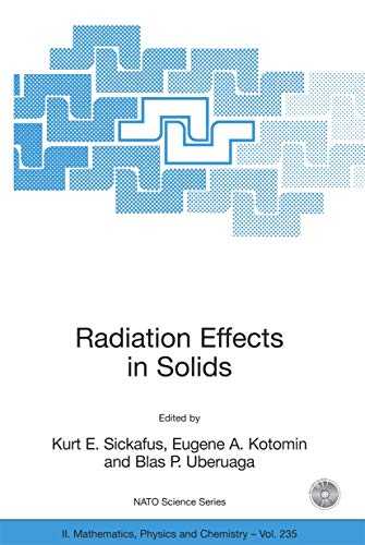 9781402052934: Radiation Effects in Solids (Nato Science Series II:)