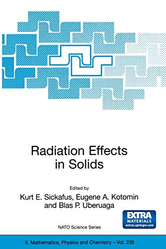 9781402052941: Radiation Effects in Solids (Nato Science Series II:)