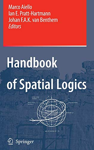 9781402055867: Handbook of Spatial Logics