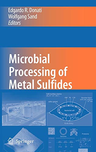 9781402055881: Microbial Processing of Metal Sulfides