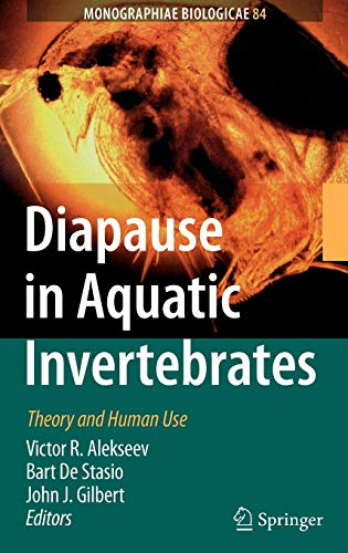 Diapause in Aquatic Invertebrates : Theory and: Alekseev, V.R. De