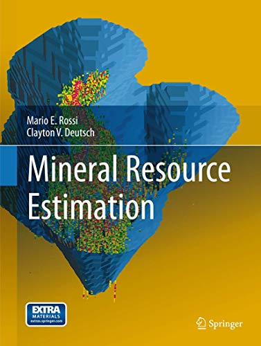 9781402057168: Mineral Resource Estimation