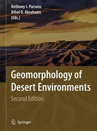 9781402057182: Geomorphology of Desert Environments