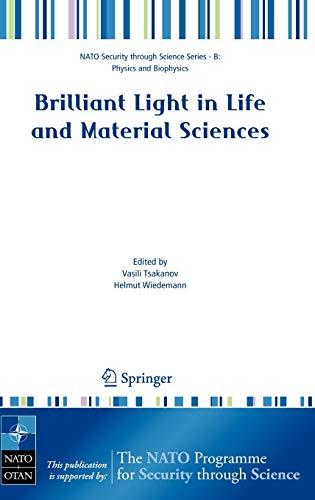 Brilliant Light in Life and Material Sciences: Vasili Tsakanov