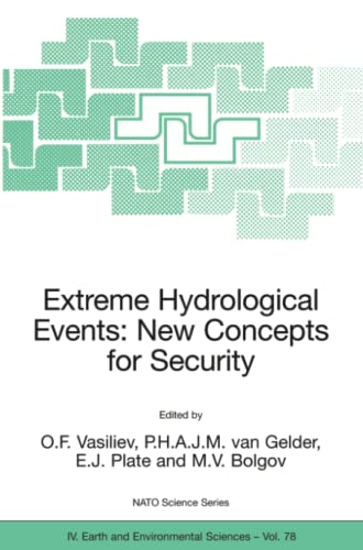 9781402057403: Extreme Hydrological Events: New Concepts for Security (Nato Science Series: IV:)
