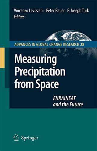 Measuring Precipitation from Space: Vincenzo Levizzani