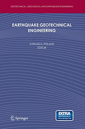 Earthquake Geotechnical Engineering: 4th International Conference on Earthquake Geotechnical ...