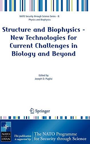 Structure and Biophysics: Joseph D. Puglisi