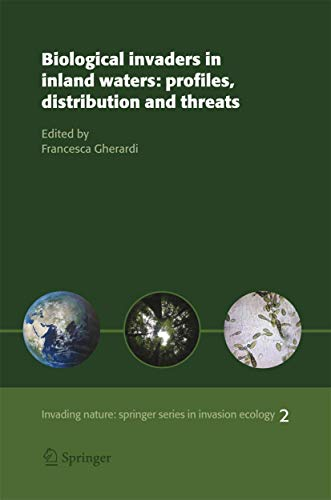 Biological invaders in inland waters: Profiles, distribution, and threats (Hardback)