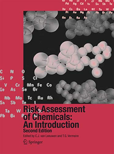 Risk Assessment of Chemicals: An Introduction (Hardcover)