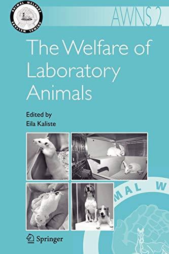 9781402061363: The Welfare of Laboratory Animals (Animal Welfare)