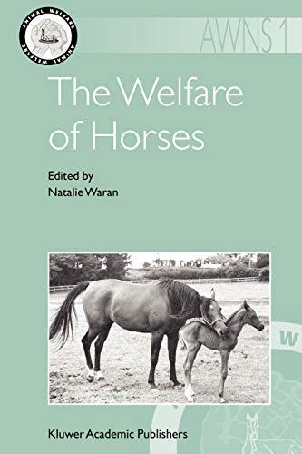 9781402061424: The Welfare of Horses (Animal Welfare)
