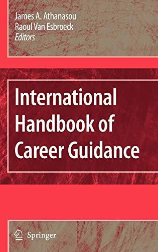 International Handbook of Career Guidance: James A. Athanasou
