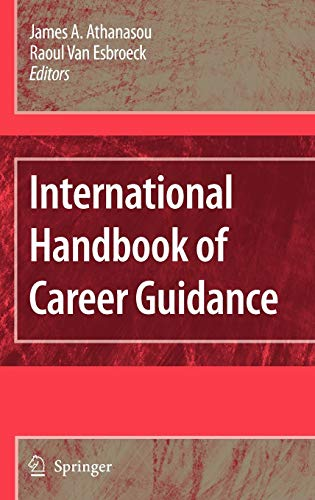 9781402062292: International Handbook of Career Guidance (Springer International Handbooks of Education)