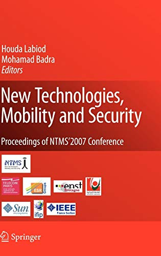 9781402062698: New Technologies, Mobility and Security: Proceedings of NTMS' 2007 Conference