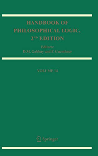 Handbook of Philosophical Logic 14: D. M. Gabbay