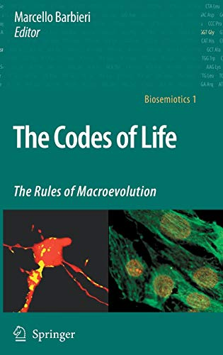 The Codes of Life: The Rules of Macroevolution (Hardback)