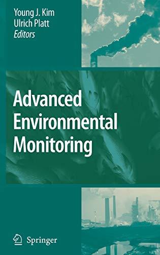 9781402063633: Advanced Environmental Monitoring