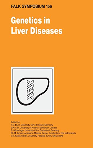 9781402063923: Genetics in Liver Disease (Falk Symposium)