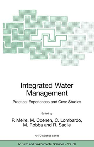 Integrated Water Management: Practical Experiences and Case Studies (Hardback)
