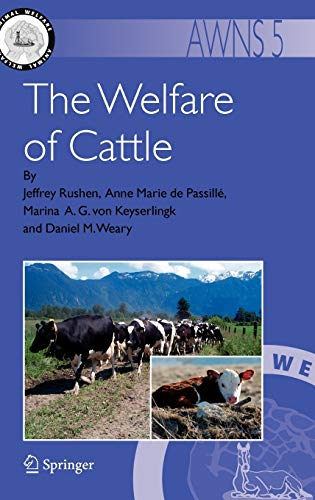 The Welfare of Cattle: Jeffrey Rushen