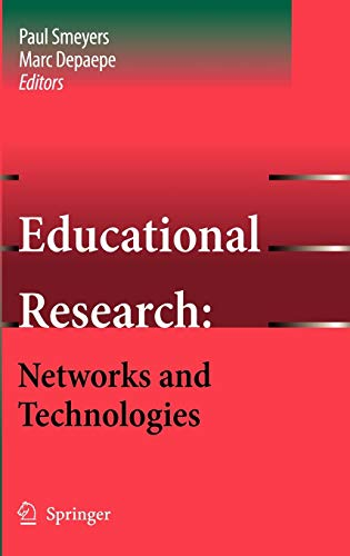 9781402066122: Educational Research: Networks and Technologies