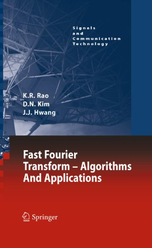 9781402066283: Fast Fourier Transform - Algorithms and Applications (Signals and Communication Technology)