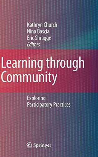9781402066535: Learning through Community: Exploring Participatory Practices
