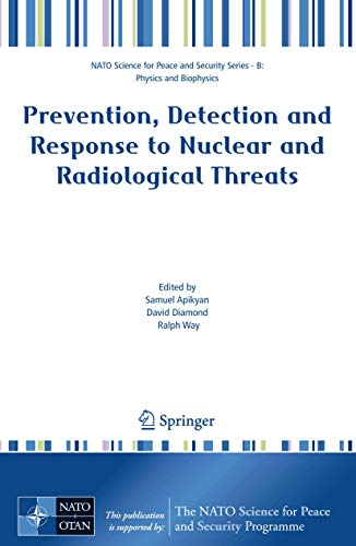 9781402066566: Prevention, Detection and Response to Nuclear and Radiological Threats (NATO Science for Peace and Security Series B: Physics and Biophysics)