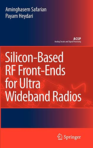 9781402067211: Silicon-Based RF Front-Ends for Ultra Wideband Radios (Analog Circuits and Signal Processing)