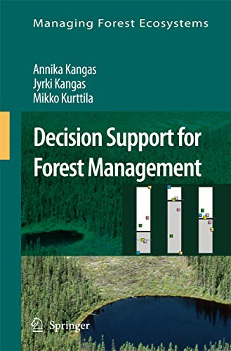 9781402067860: Decision Support for Forest Management (Managing Forest Ecosystems)