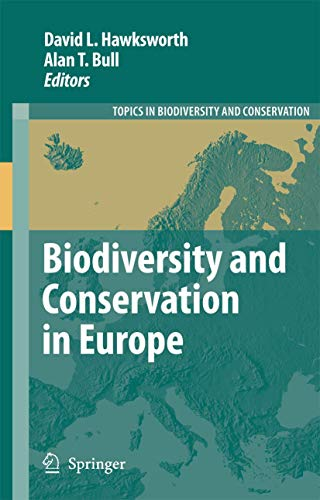 9781402068645: Biodiversity and Conservation in Europe (Topics in Biodiversity and Conservation)