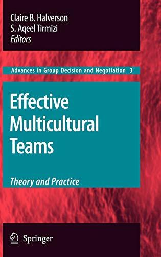 Effective Multicultural Teams: Claire B. Halverson